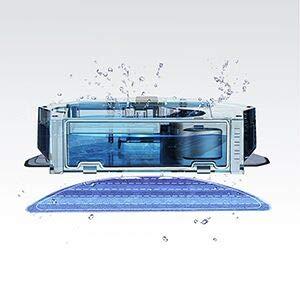 Proscenic 800T WLAN Staubsauger Roboter(2 in 1: Saugroboter mit Wischfunktion),Wischroboter,350ML elektrischer Wassertank,App-Steuerung,Magnetband für Bereich Begrenzung - 3