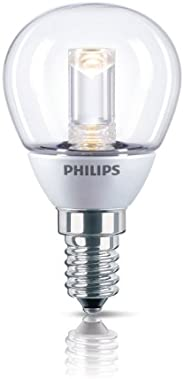 Philips Novallure LED Clear Mini Globe Light Bulb 2Watt SES