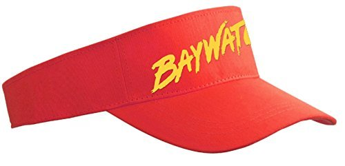 Baywatch Sun Visor - Red or Yellow