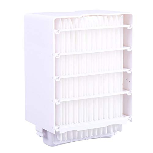 Smart Air Conditioner Fan Filter 1PC USB Kühlung Schwarz Technologie Vollbild fühlen (Conditioner Air Smart)