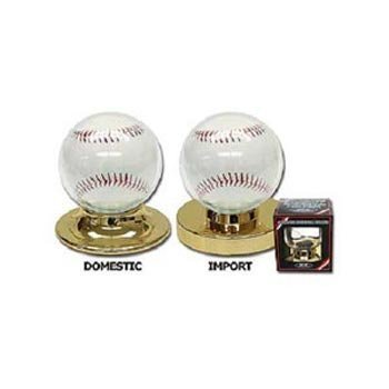 BCW Gold Base Baseball Holder (Quantity of 6) by BCW