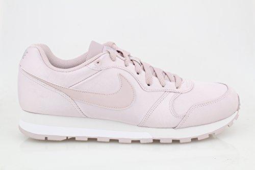 MD Runner 2, Zapatillas para Mujer, Gris (Particle Rose/Particle Rose-Metallic Silver 602), 40 EU Nike