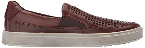 Ecco Kyle, Chaussures De Sport Basses Pour Homme Brown (cognac)
