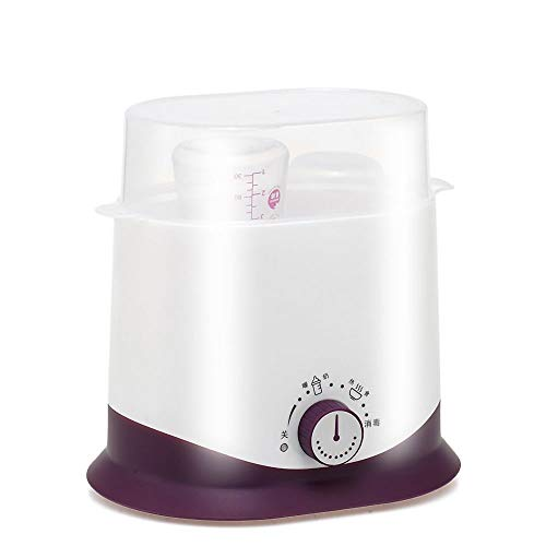 S.N Baby-Flaschenwärmer Multifunktions-Warmmilchgerät Nahrungsergänzungsmittel-Heizgerät Multifunktions-Warmmilchmaschine mit konstanter Temperatur Isolierung für Baby-Warmmilch