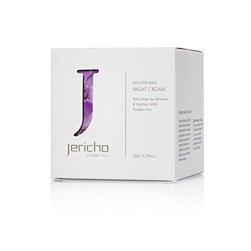 Jericho Cosmetics Nourishing Cream 50g by Paloma Dead Sea - Jericho Cosmetics