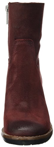 Shabbies Amsterdam Damen Stiefel Rot (Red)
