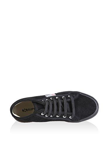 Superga 2095- SUEU S0028C0 Damen Sneaker nero (Full Black)