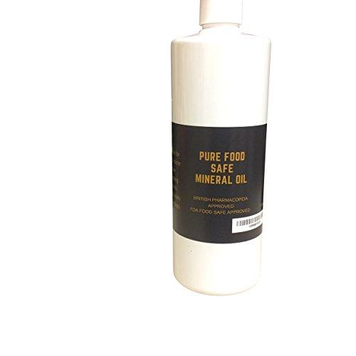 Mineral Öl, Weiß -
