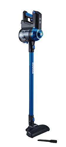 Hoover Freedom FD22L Aspirador Escoba Sin Cables, Batería Litio con Autonomía 20min, Capacidad Depósito 0,7L, Color Azul