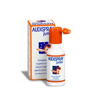 DIEPHARMEX Audispray Junior Spray sans Gaz Pack 25 ml