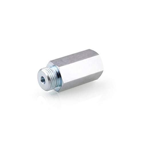 Bomcomi Acciaio Sensore di Ossigeno O2 M18x1.5 Giunti Converter Ossigeno Extender Spacer