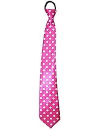 Fifties Krawatte mit Punkten - Toll zum 50er 60er Jahre Retro Kostüm