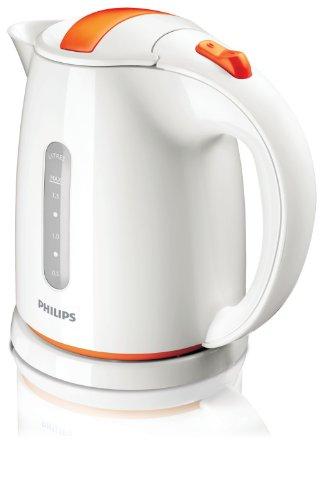 Philips HD4646/56 1.5L Arancione, Bianco 2400W bollitore elettrico