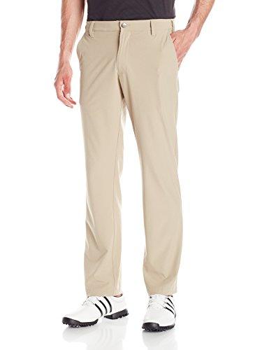 adidas Golf Herren Hosen Ultimate Regular Fit, Herren, Khaki, Size 42/32 -