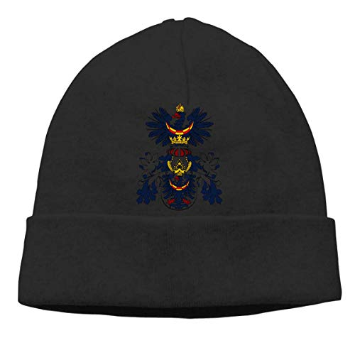 Carniola Coat of Arms Warm Stretchy Solid Daily Skull Cap Knit Wool Beanie Hat Outdoor Winter Fashion Warm Beanie Hat