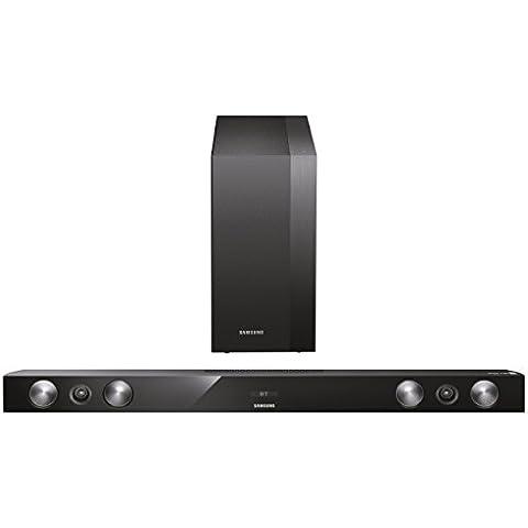 Samsung HW-H430 - Barra de sonido 2.1 con Bluetooth (290 W, USB, Dolby Digital), negro