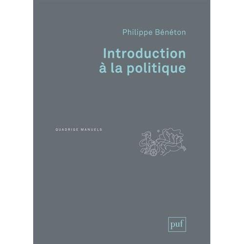 Introduction à la politique