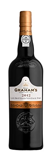 GRAHAM'S 2012 Late Bottled Vintage (1x750ml)