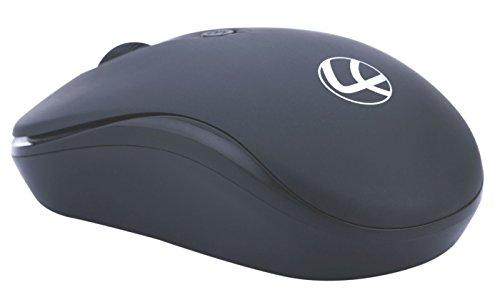 Lapcare Safari Wireless Mouse (Black)