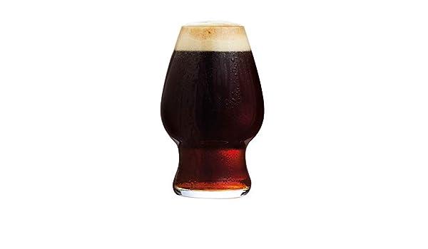 mod/èle Brown Original 59cl- Lot de 6 Verre /à Bi/ère Pinte Authentique Beer Legend Brown ARCOROC