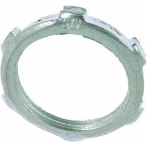 Thomas & Betts LN1022 Steel City Reversible Conduit Locknut-2PK 3/4