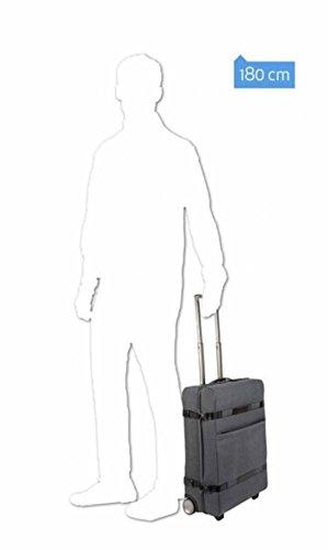 Piquadro Move2 trolley slim con CONNEQU – BV3877M2