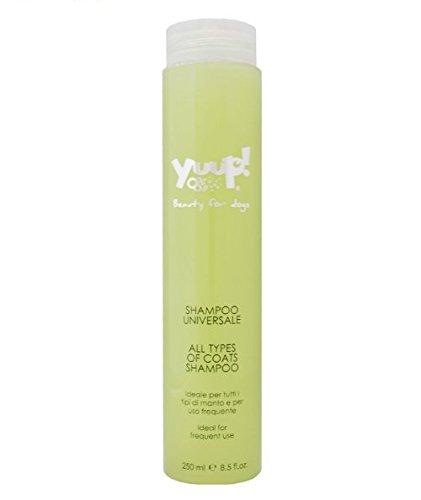 Yuup Shampoo Universale - Ideale per tutti i tipi di manto e per uso frequente, per cani e gatti