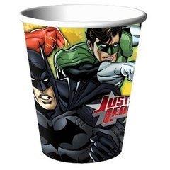 Justice League 9oz Tassen
