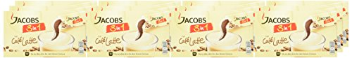 Jacobs 3 in 1 Typ Cafe Latte, 10 Sticks pro Packung, 12er Pack (12 x 125 g)