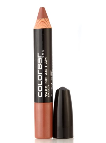 Colorbar Take Me as I am Lipstick, Seductive Tan, 3.94g