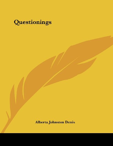 Questionings