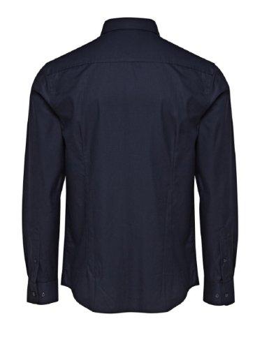Jack & Jones Premium Andrew - Chemisier - Coupe cintrée - Manches Longues - Homme Blau (DARK NAVY.)