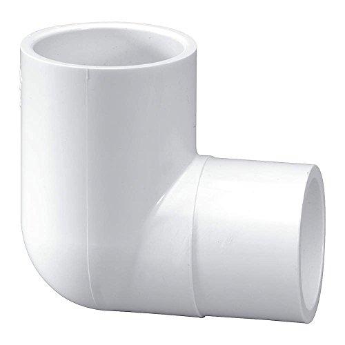 LASCO 409–030ER weiß 3Zoll 10Street Ellenbogen Ersatz für Select LASCO Schedule 40Lösungsmittel Schweißen PVC-Rohr (Schedule Pvc-rohr 40)
