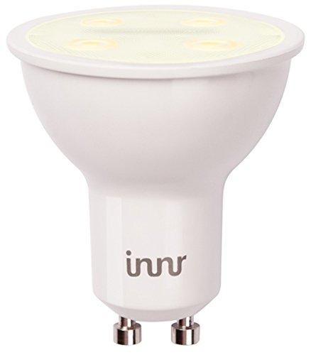 Innr GU10 ampoule LED connectée Blanc chaud, compatible avec Philips Hue*, RS 125