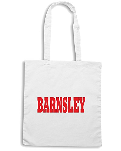 T-Shirtshock - Borsa Shopping WC0728 BARNSLEY Bianco