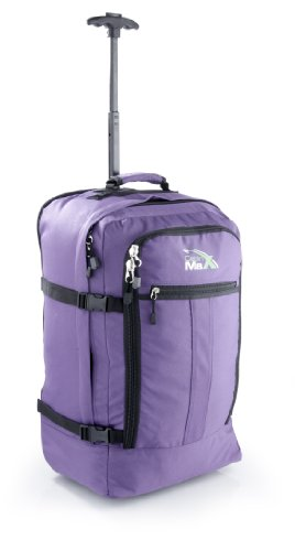 cabin-max-lyon-flight-approved-bag-wheeled-hand-luggage-carry-on-trolley-backpack-44l-55x40x20-purpl