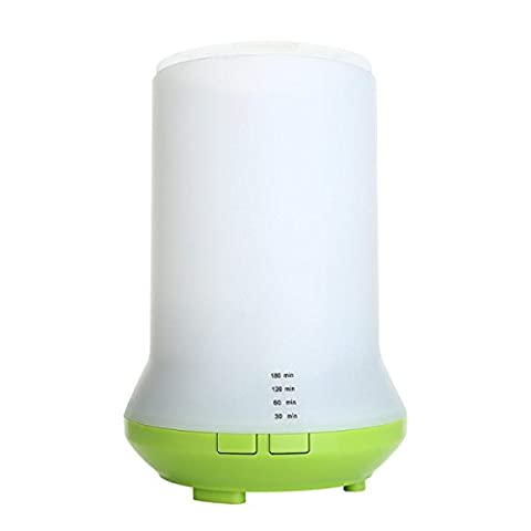 TAO Humidificateur à Ultrasons Creative Aromathérapie Mini USB Home Office 5.5 * 248g Pulvérisation 3.6 * 3.6in