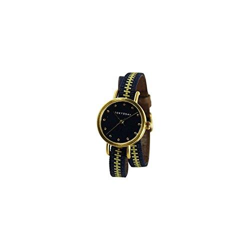 tokyobay-t233-nv-frauen-edelstahl-obi-wrap-navy-gold-nylon-band-nevy-dial-watch