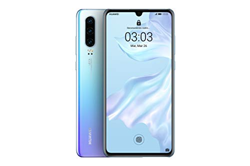 Huawei P30 - Smartphone de 6.1' (Kirin 980 Octa-Core de 2.6GHz, RAM de 6 GB,...