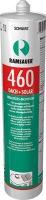 Ramsauer 460 Dach und Solar transparent 1K Silikon Dichtkleber 310ml Kartusche