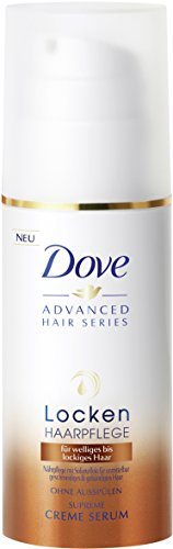 Dove Advanced Hair Series Creme Serum Locken Haarpflege, 100 ml, 1er Pack (1 x 0.1 l) (0.1% Creme)