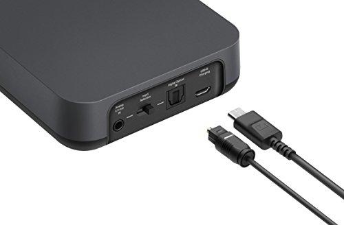 Sennheiser BT T100 Bluetooth-Audio-Transmitter für Hi-Fi oder Home Entertainment Schwarz - 7