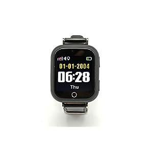PRIXTON – Reloj Localizador Tracker para Adultos con GPS, Llamada