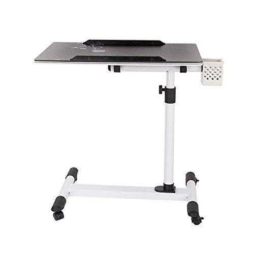 Beweglicher justierbarer stehender Laptop-Schreibtisch. , black peony , 60*40*100cm Gaming-hutch