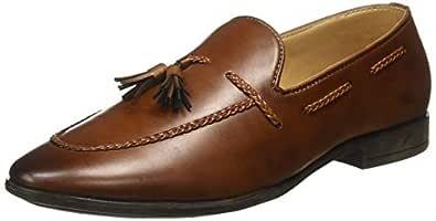 KILLER Men's Brown Loafers-7 UK/India (41 EU) (KLMF-1190)