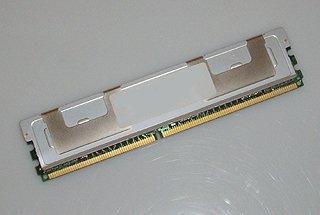 Samsung DDR2 1 GB M395T2953CZ4-CD51 FBDIMM PC2 4200 533 MHz (419) - Samsung Pc2 4200