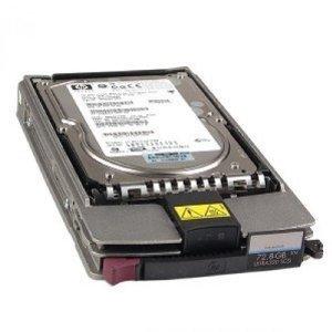 HPE Ersatzteil 72GB HDD 10000rpm SCSI U320 HotPl Non New Option 286714-B22 (S) -