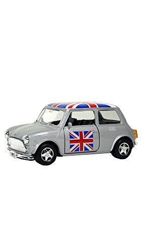 Mini Cooper Modèle Fait de métal coulé et pièces en plastique, Pull Back & Go Ac ...