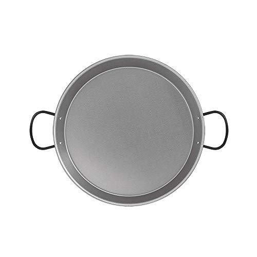 Metaltex - Paellera pulida inducción 30 cm