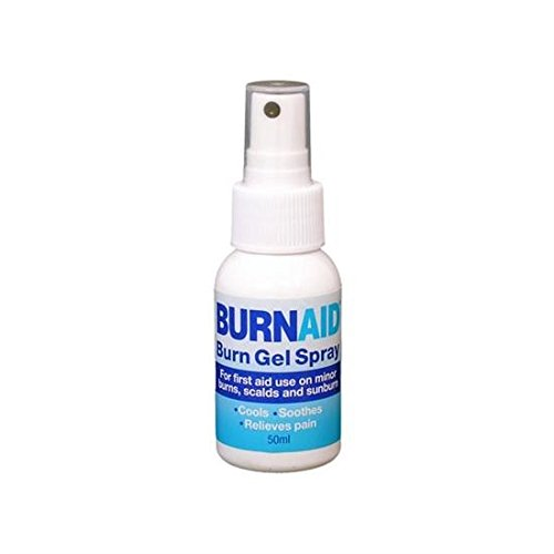 Burn aid spray quemaduras 50 ml